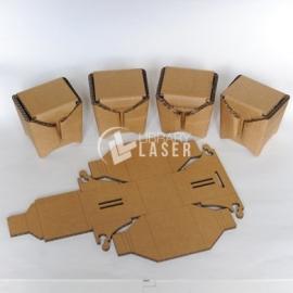 Caja plegable diseño