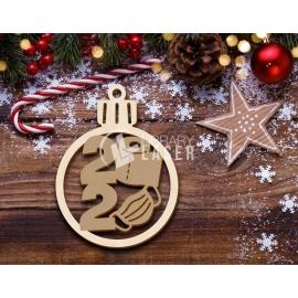 Decoración árbol de navidad diseño
