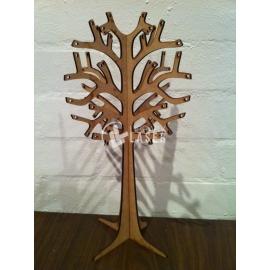 Árbol de exhibición diseño
