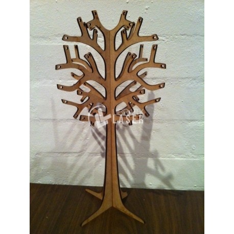 Display tree design
