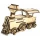 Mini tren diseño