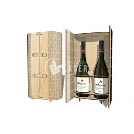 Porta botellas diseño