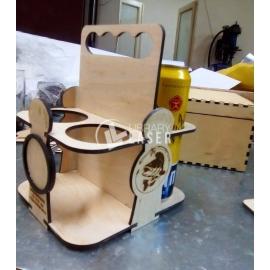 Beer holder x4 Design