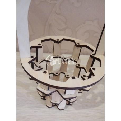 Candy basket Design