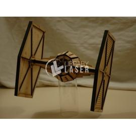 Diseño Star Wars TIE Fighter