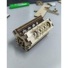 V8 engine design