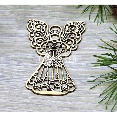Decoration angel design