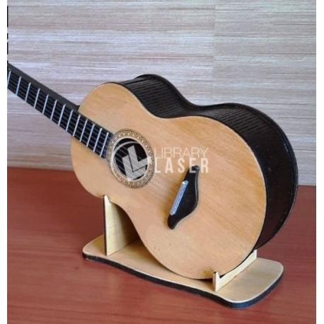 Guitar holder design