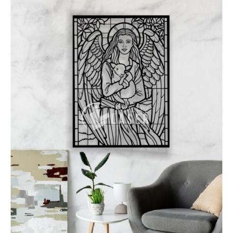 Angel painting design