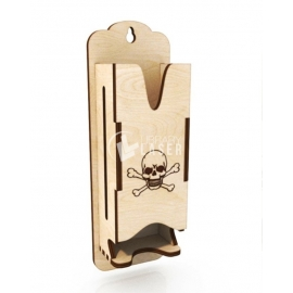 Toothpick box design