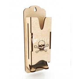 Caja de palillos diseño