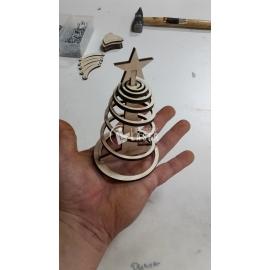 Árbol espiral diseño