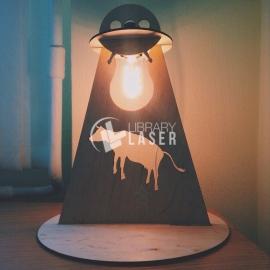 UFO Lamp design