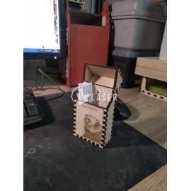 Cigarette box design