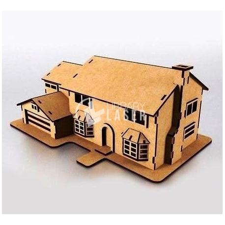 Simpsons house design