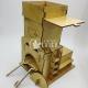 Wood stove design