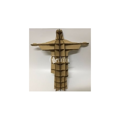 Corcobado jesus tie design