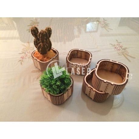 Pots design