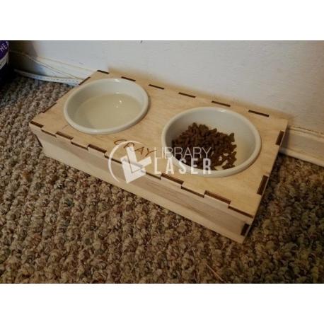 Pet plate design
