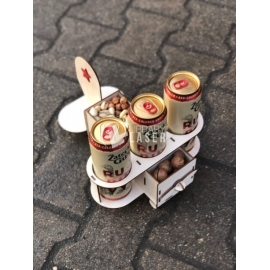 Beer holder design