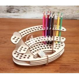 Pencil holders design