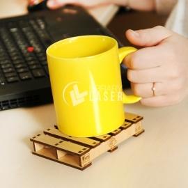 Popsicle cup holder design