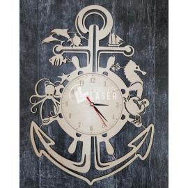 Marine watch design