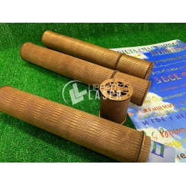 Caja de regalo de tubo diseño