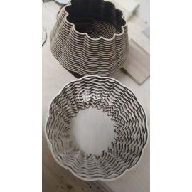 Decorative Basket Files Laser Cut