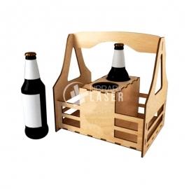 Beer Basket for Laser Cutting