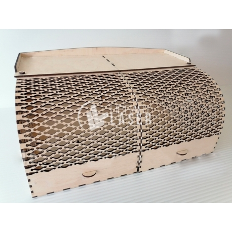 Bread Box for Laser Cutting