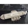 Submarino Porta Botella Corte Laser