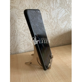 Cell Phone Holder Laser Cutting