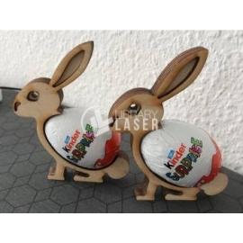 Conejo Huevo Diseño
