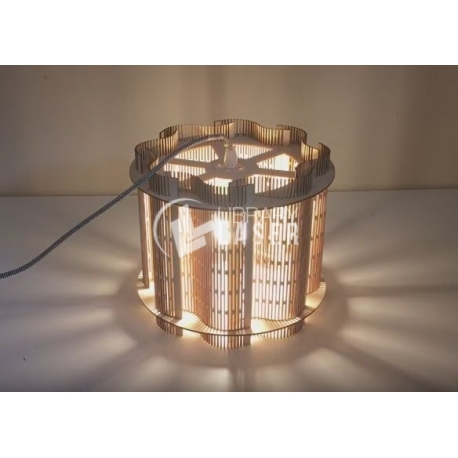 Lamp for Laser Cutting