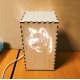Cat lamp for Laser Cutting