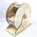 Tea holder for Laser Cutting