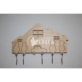 Keychain Family design