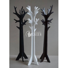 Coat rack design