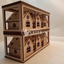 Stan shaped houses