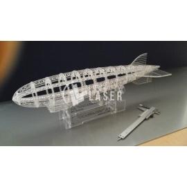 Zepelin para Corte Laser