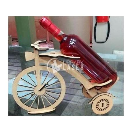 Triciclo botella Diseño