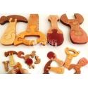 Herramientas de juguete para Corte Laser