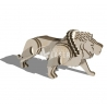 Lion for Laser Cutting