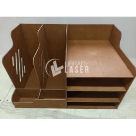 Organizer for Laser Cutting
