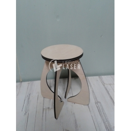 Stool for Laser Cutting