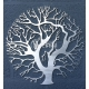 Life tree for Laser Cutting