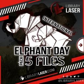 Pack día del elefante
