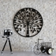 Cut tree wall decoration for Laser Cutting
