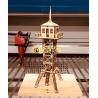 Torre de observacion militar